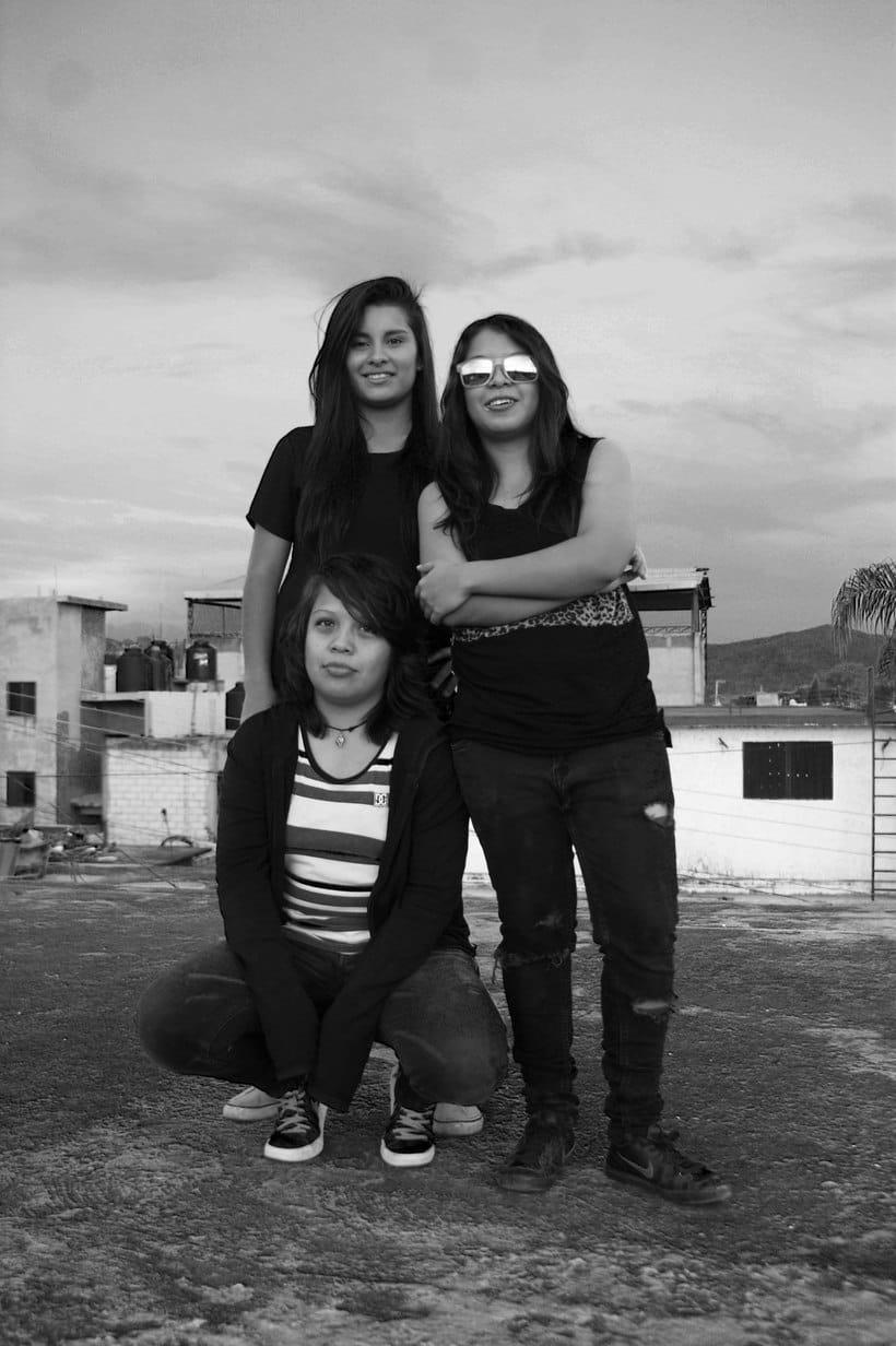 Photoshoot a banda de rock 17