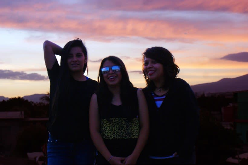 Photoshoot a banda de rock 19