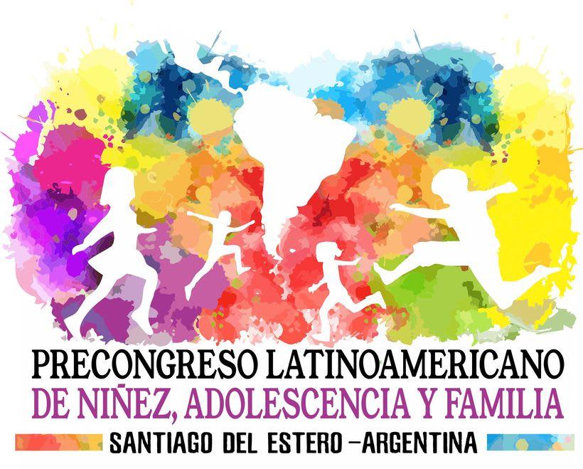 Logo para Congreso de Niñez 0