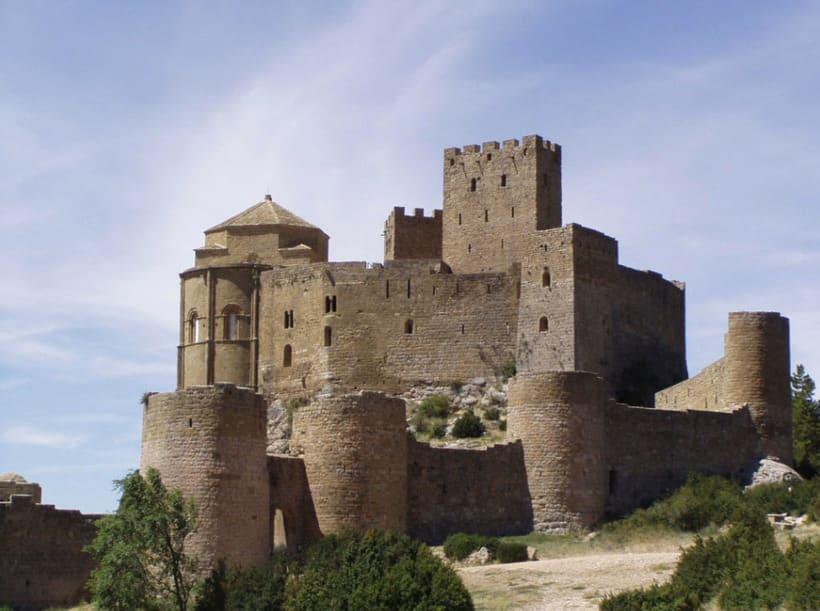 Fotografía, Castillo de Loarre 0