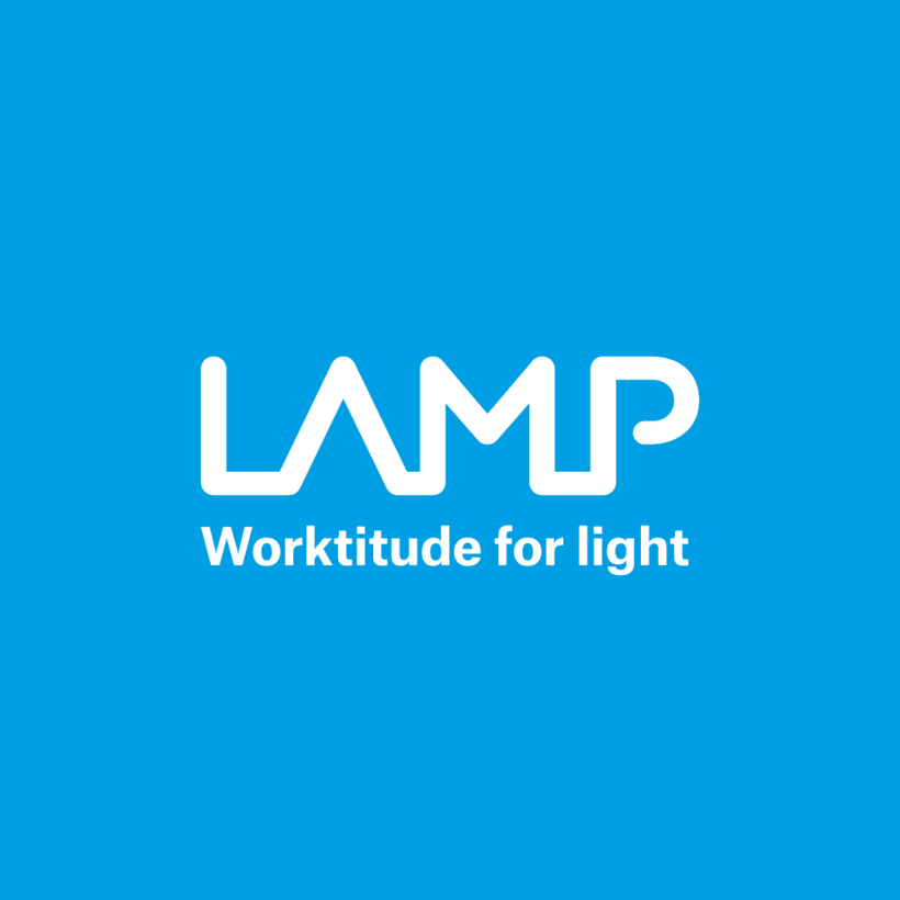 Lamp - worktitude for ligth -1
