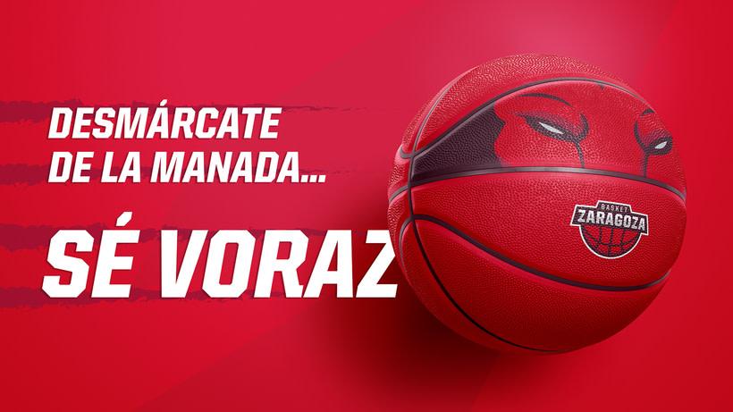 Basket Zaragoza 3