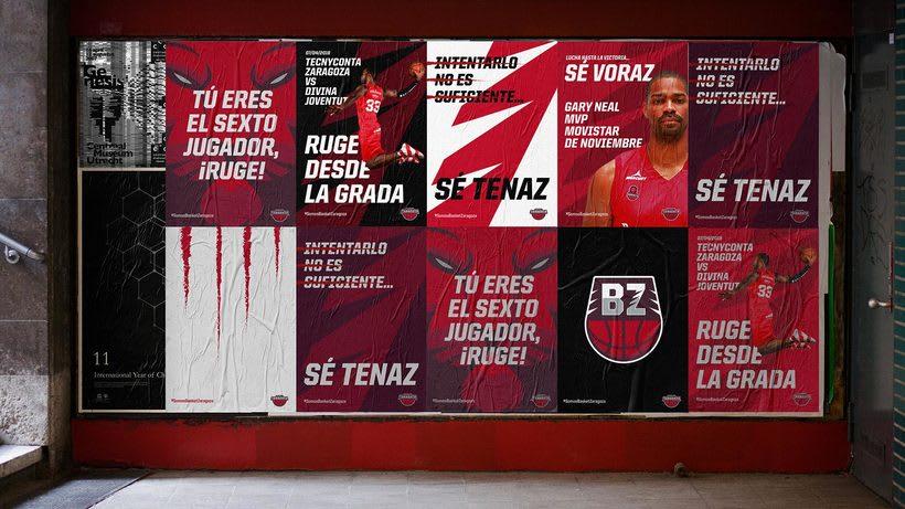 Basket Zaragoza 4