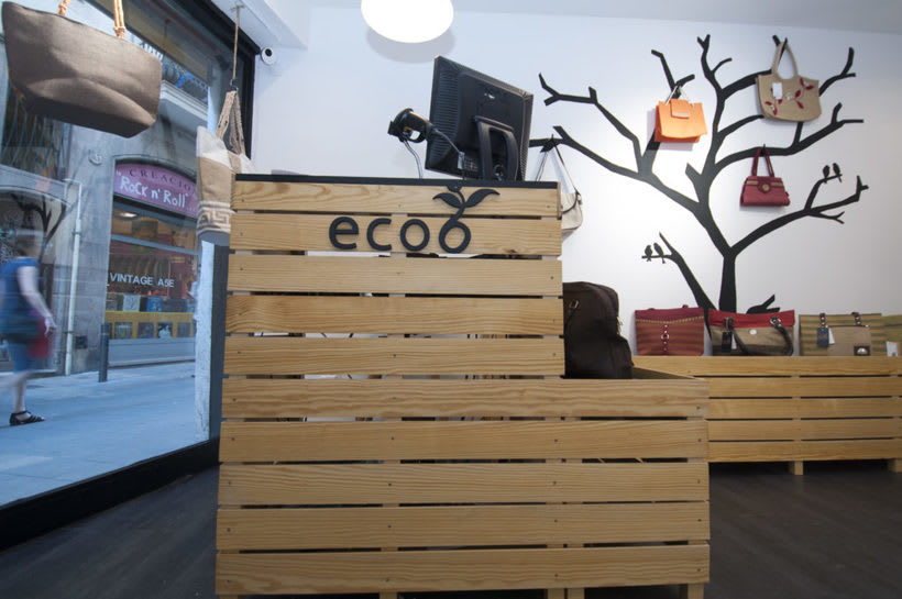 Tienda de bolsos ECOB 1