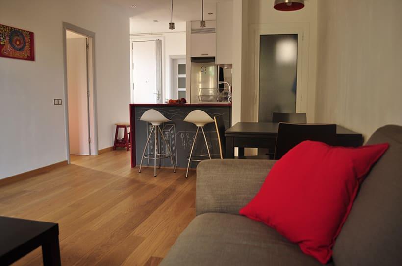 Reforma de piso en Barcelona 10