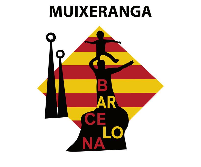 Escudo Muixeranga de Barcelona -1