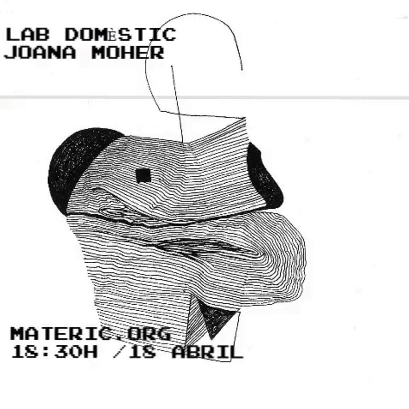 Lab doméstico con Joana Moher en Materic.org 2