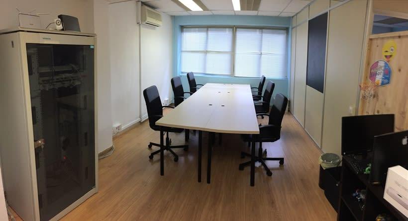 Buscamos gente para compartir oficina en Madrid 2