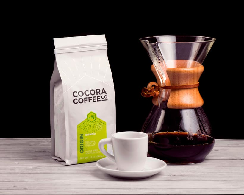 COCORA COFFEE 12