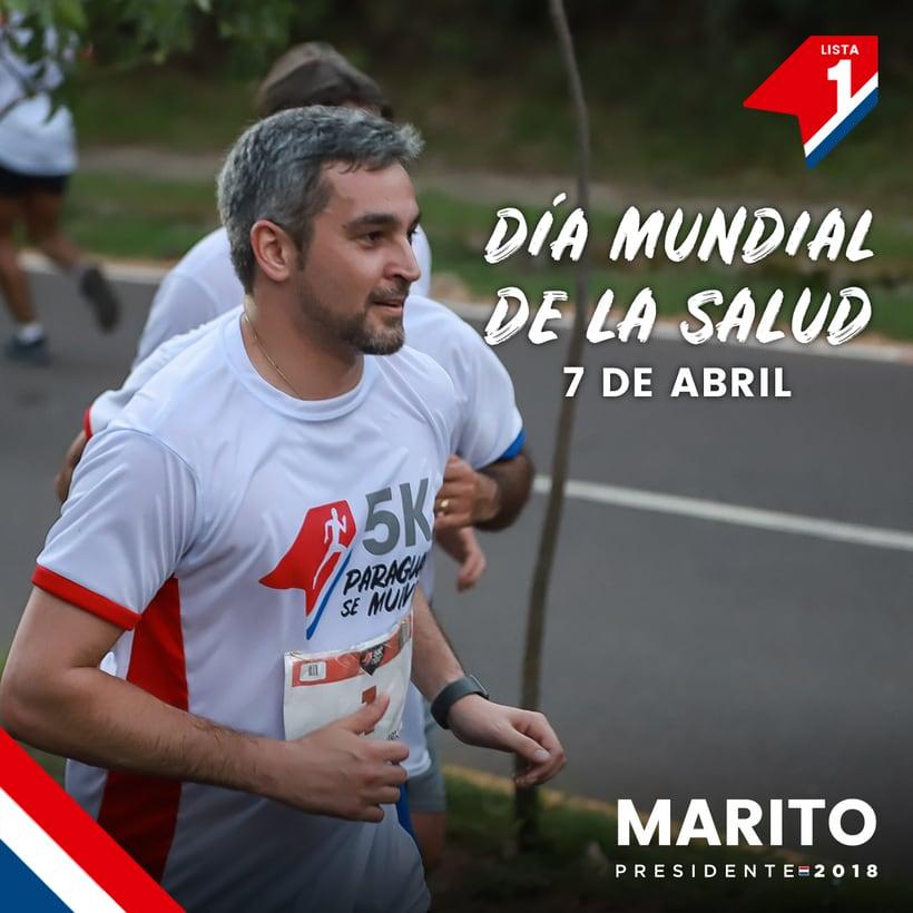 Campaña de Mario Abdo (Candidato a Presidente) 8