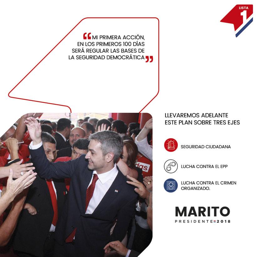 Campaña de Mario Abdo (Candidato a Presidente) 12