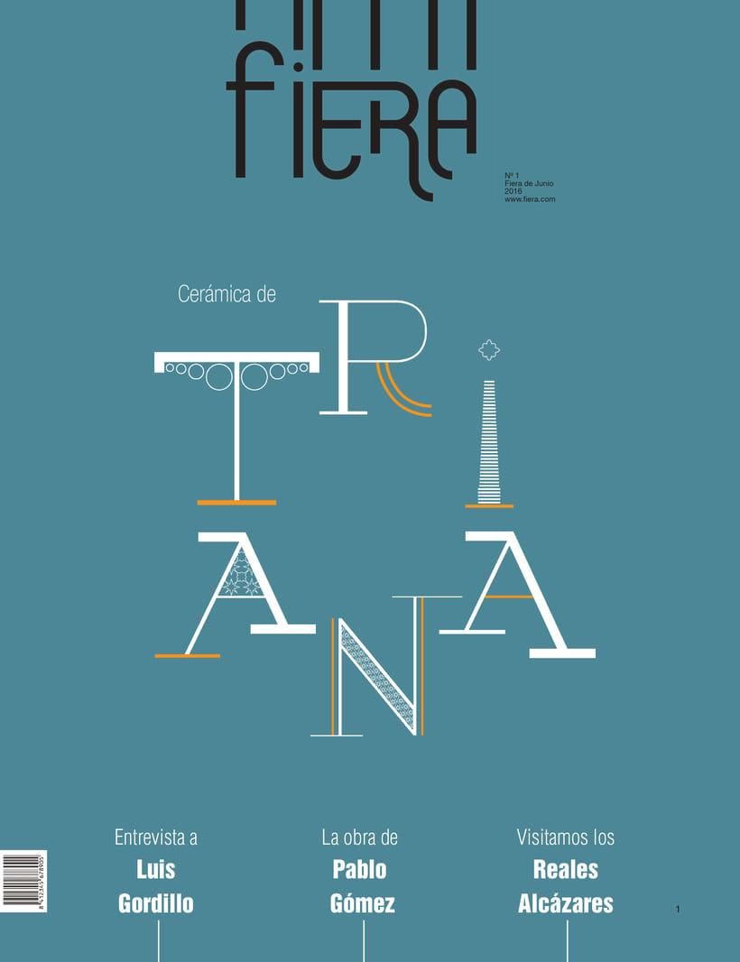 Fiera Magazine -1