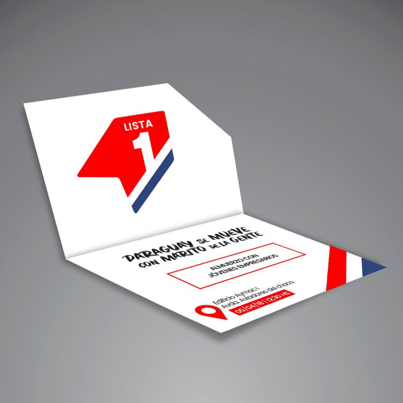Campaña de Mario Abdo (Candidato a Presidente) 15