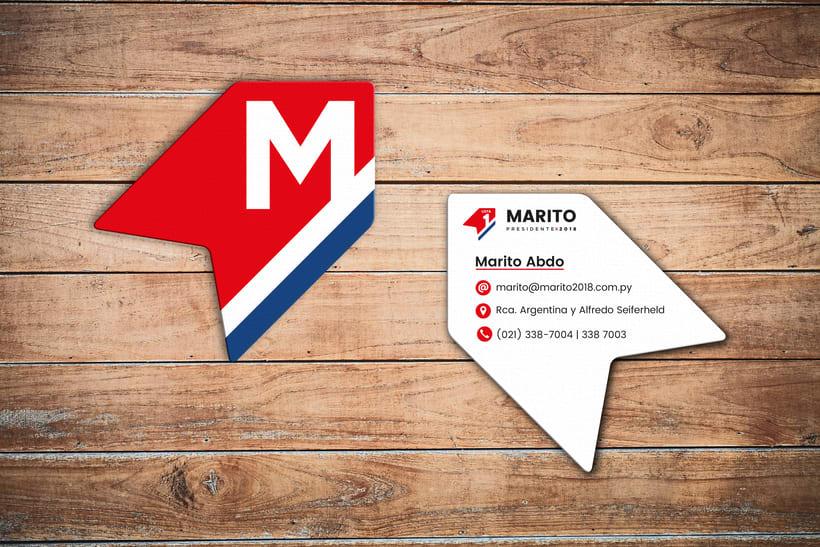 Campaña de Mario Abdo (Candidato a Presidente) 17