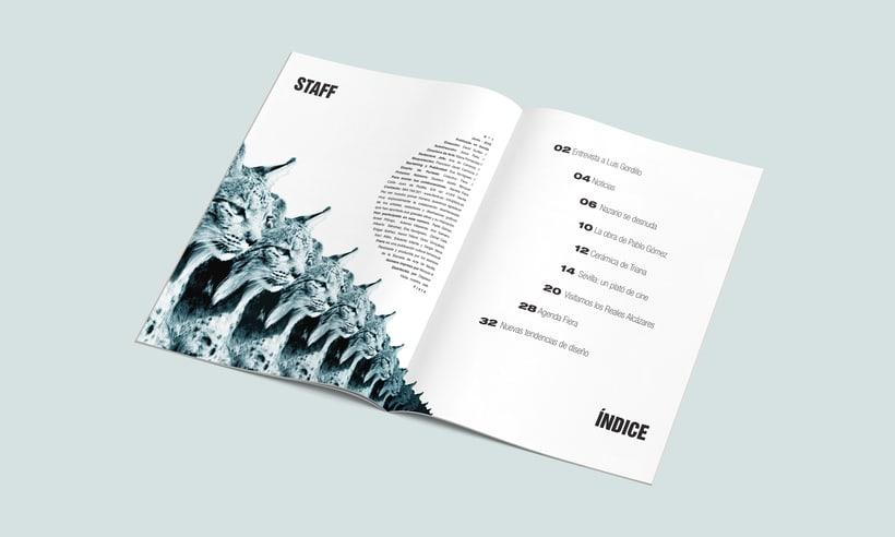 Fiera Magazine 0