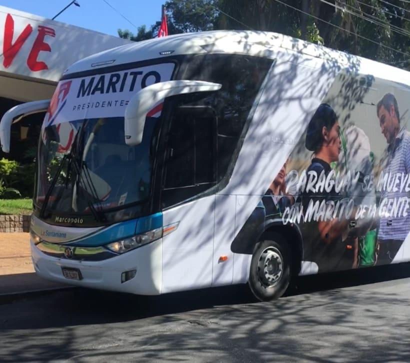 Campaña de Mario Abdo (Candidato a Presidente) 25