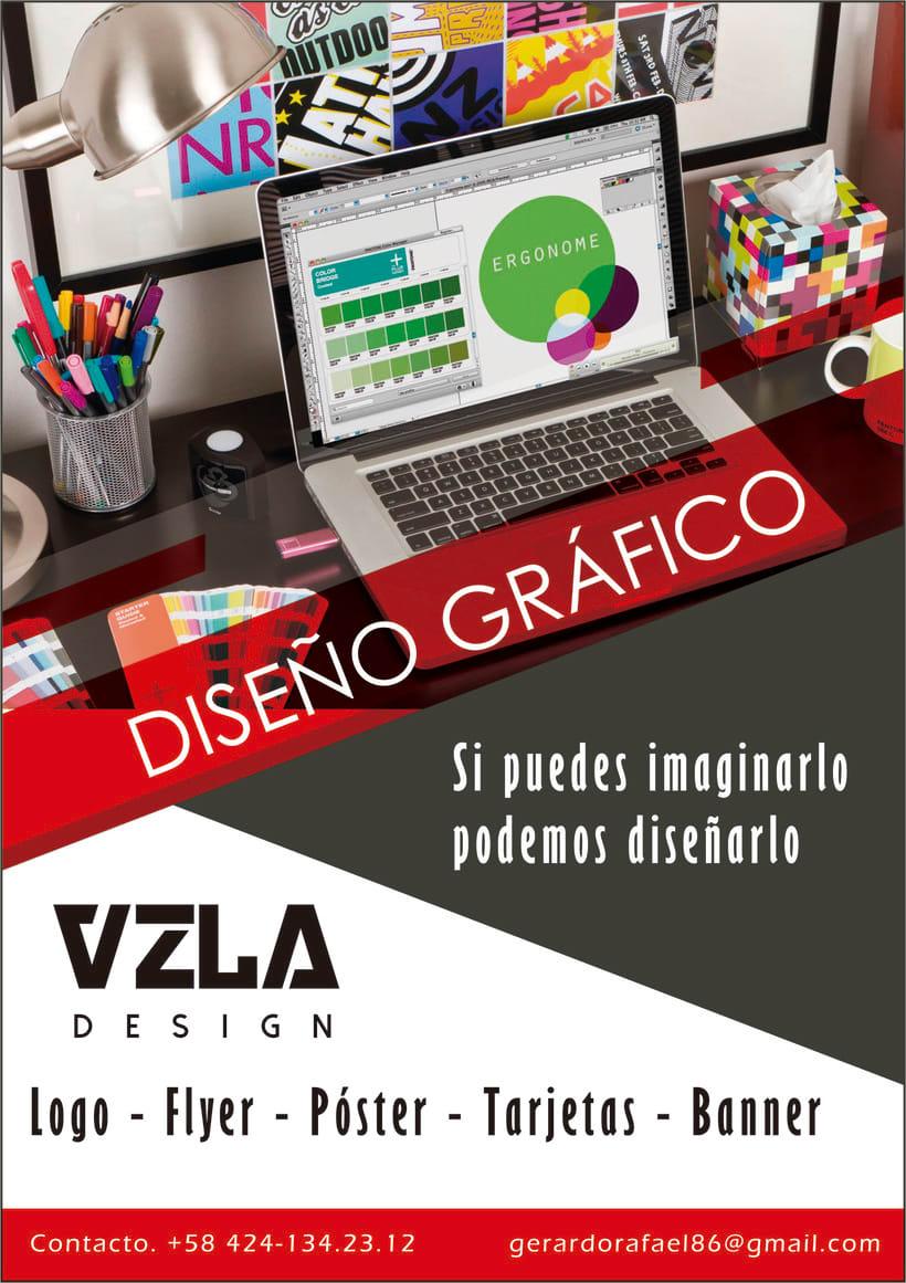 Flyer, publicidad y poster  5