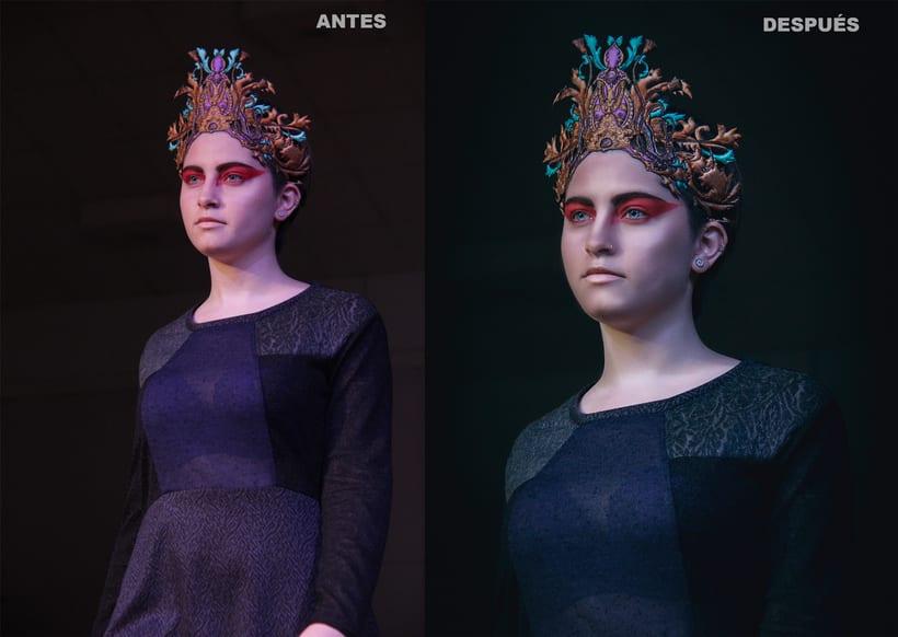 Mi Proyecto del curso: Retoque fotográfico de moda y belleza con Photoshop 0