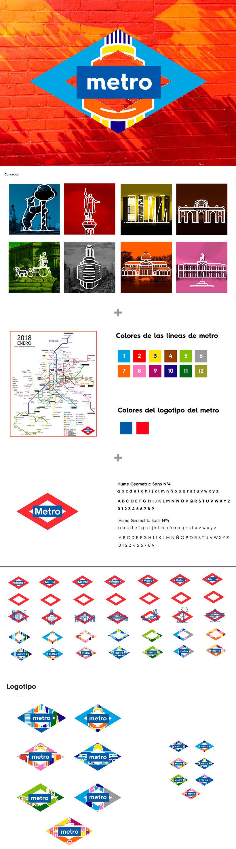 Metro de Madrid 1