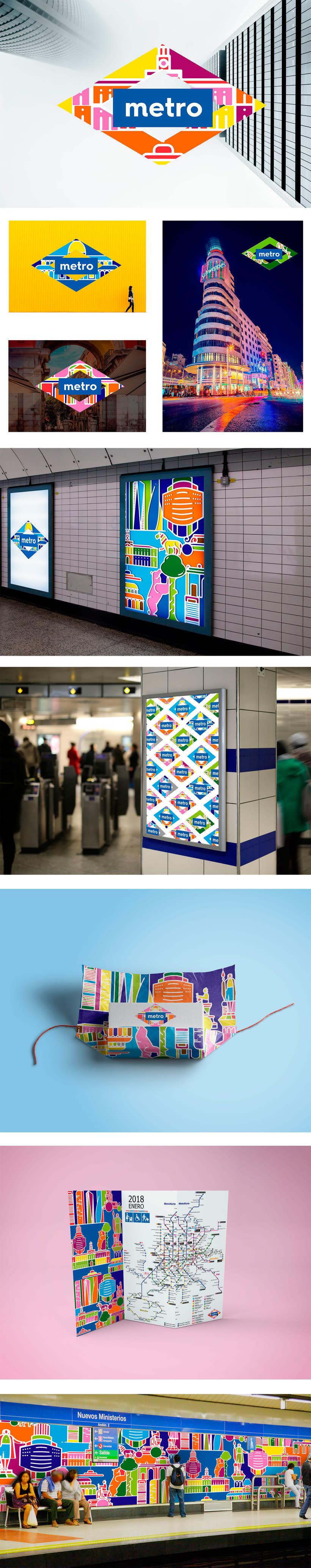 Metro de Madrid 3