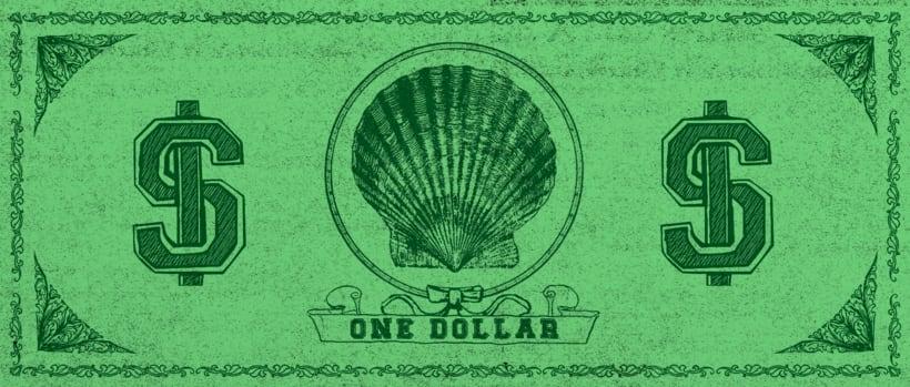 El primer dolar de don cangrejo 1