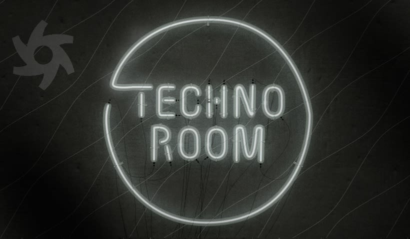 Mi proyecto de curso: TECHNO ROOM, Night in Berlin 0