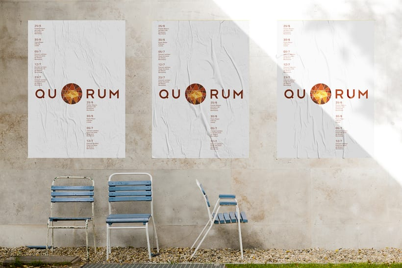 Quorum band Identity -1