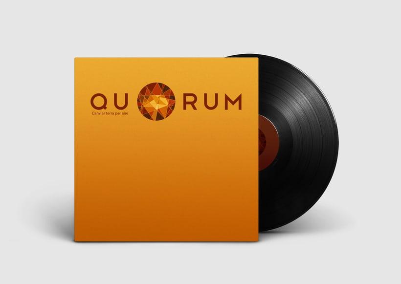 Quorum band Identity 2