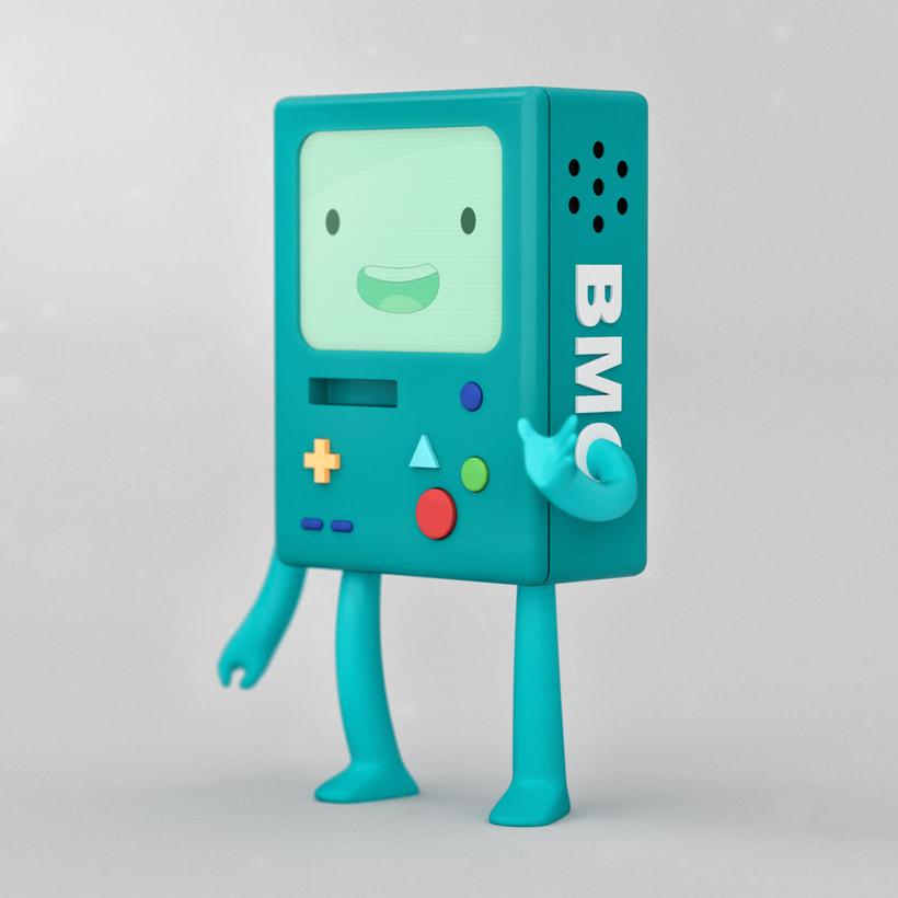 BMO Adventure Time 1