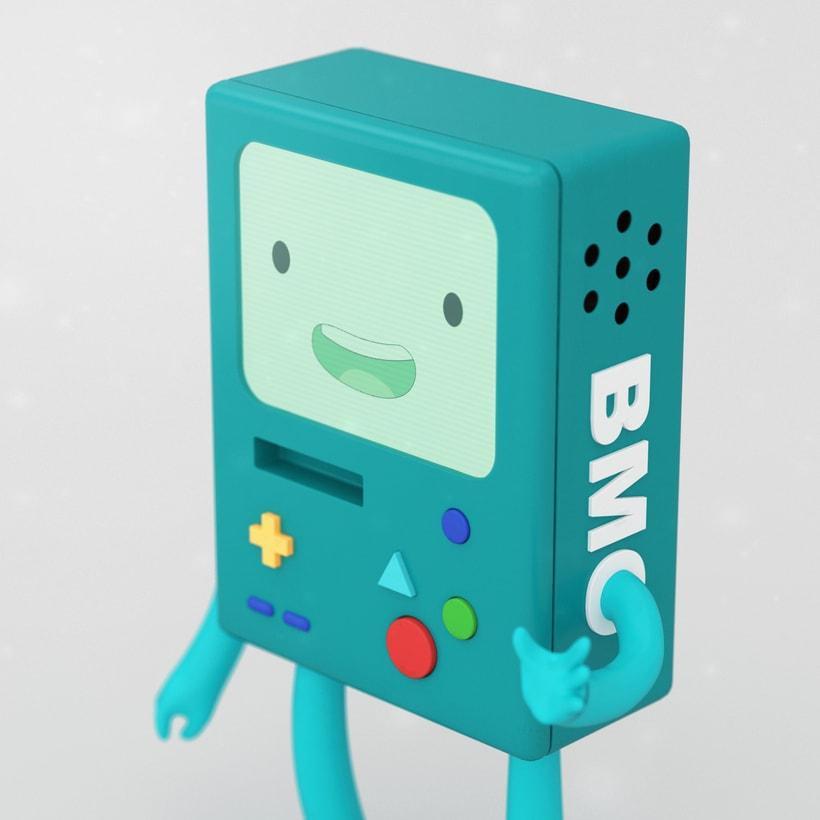 BMO Adventure Time 2