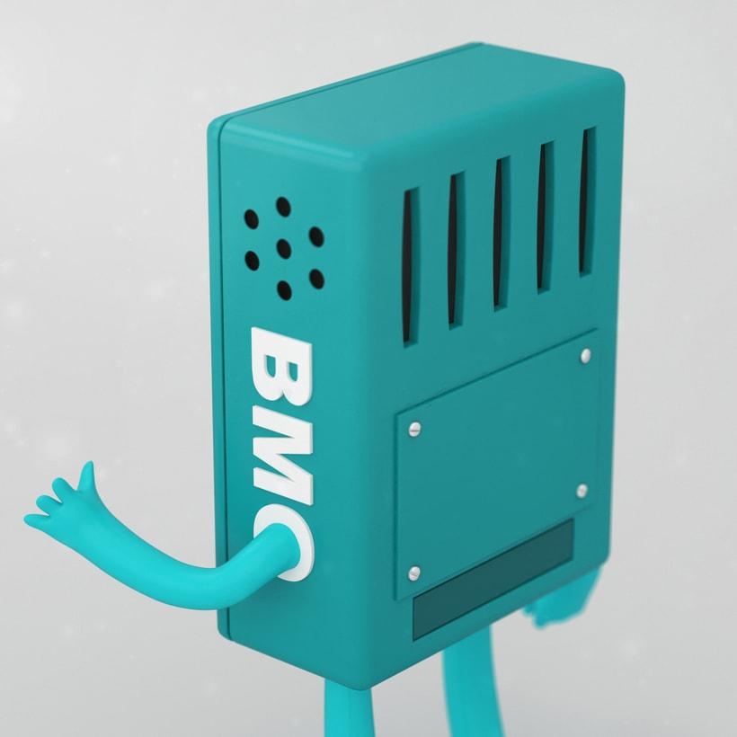 BMO Adventure Time 3