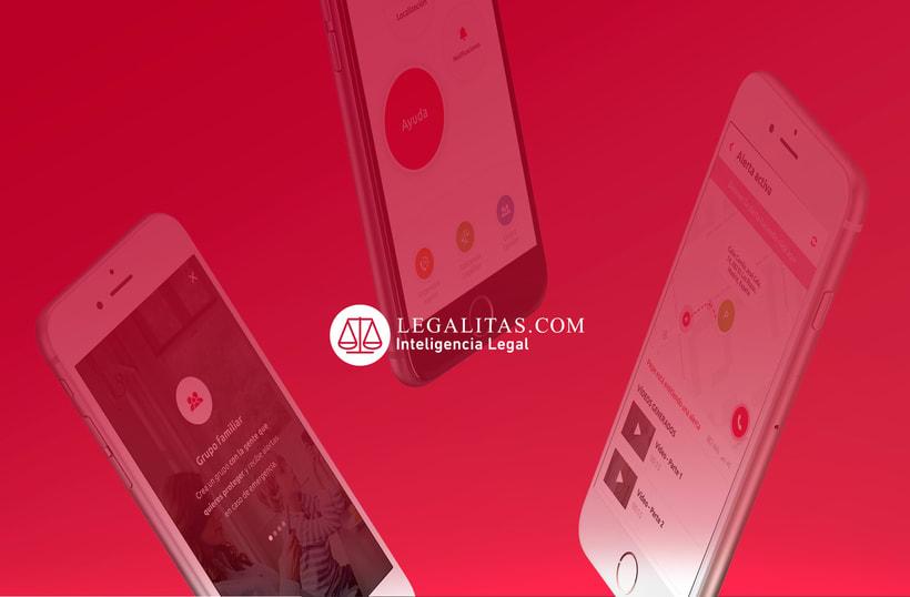 UI / UX App Legal -1