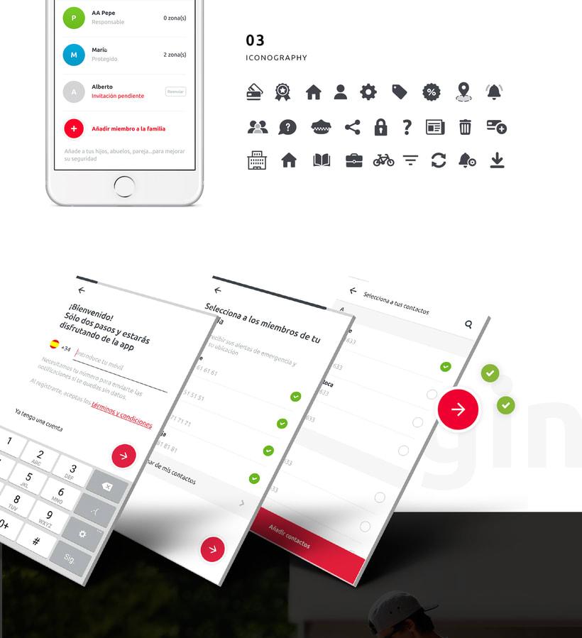 UI / UX App Legal 3