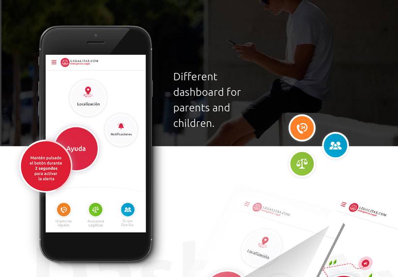 UI / UX App Legal 4