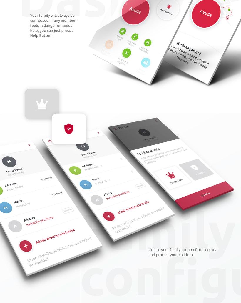UI / UX App Legal 5