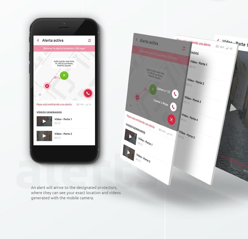 UI / UX App Legal 6