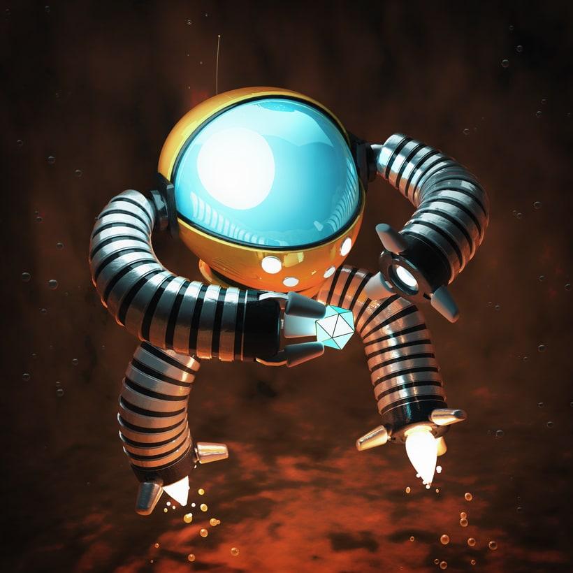 Robot Explorador 1