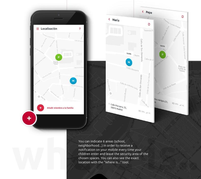 UI / UX App Legal 9
