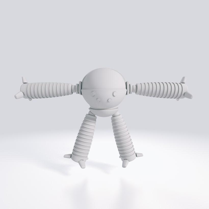 Robot Explorador 2