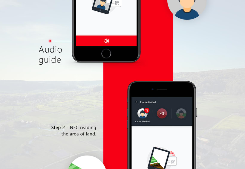 UI / UX App recolección fruta en Marruecos 5