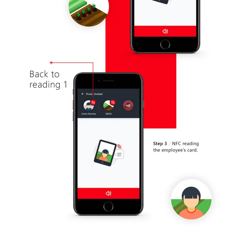 UI / UX App recolección fruta en Marruecos 6