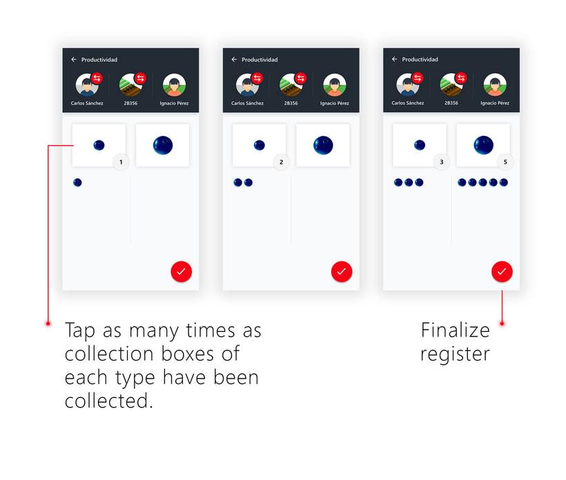 UI / UX App recolección fruta en Marruecos 9