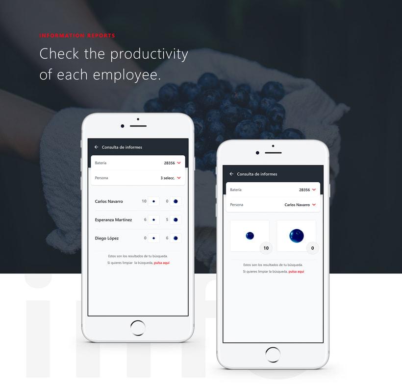 UI / UX App recolección fruta en Marruecos 10