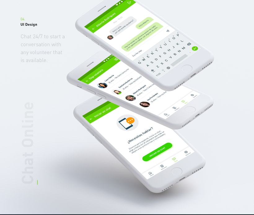 UX / UI App contra el cáncer 4