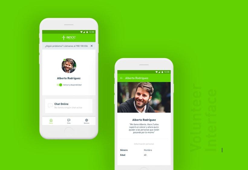 UX / UI App contra el cáncer 7