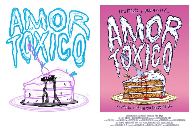 Amor Tóxico - Movie poster 5