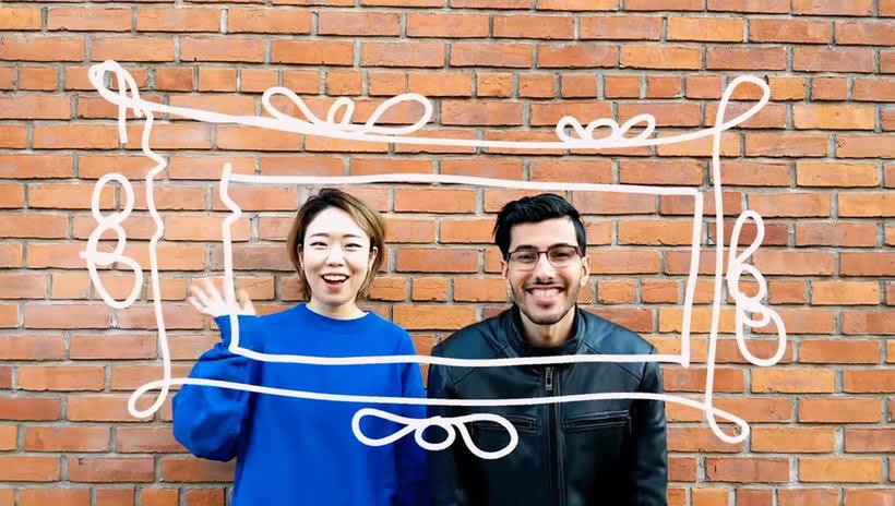 Just a Line, la app de Google para grafitear con realidad aumentada 6
