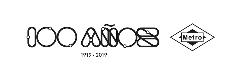 Propuesta para el concurso del centenario de Metro Madrid 2