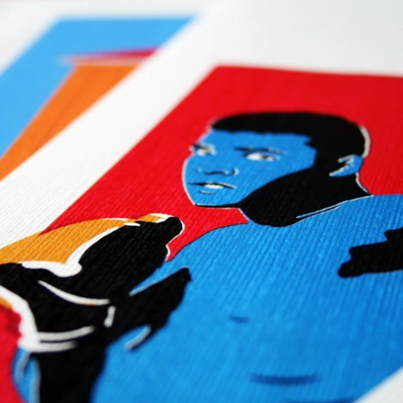 Ilustración Muhammad Ali  5