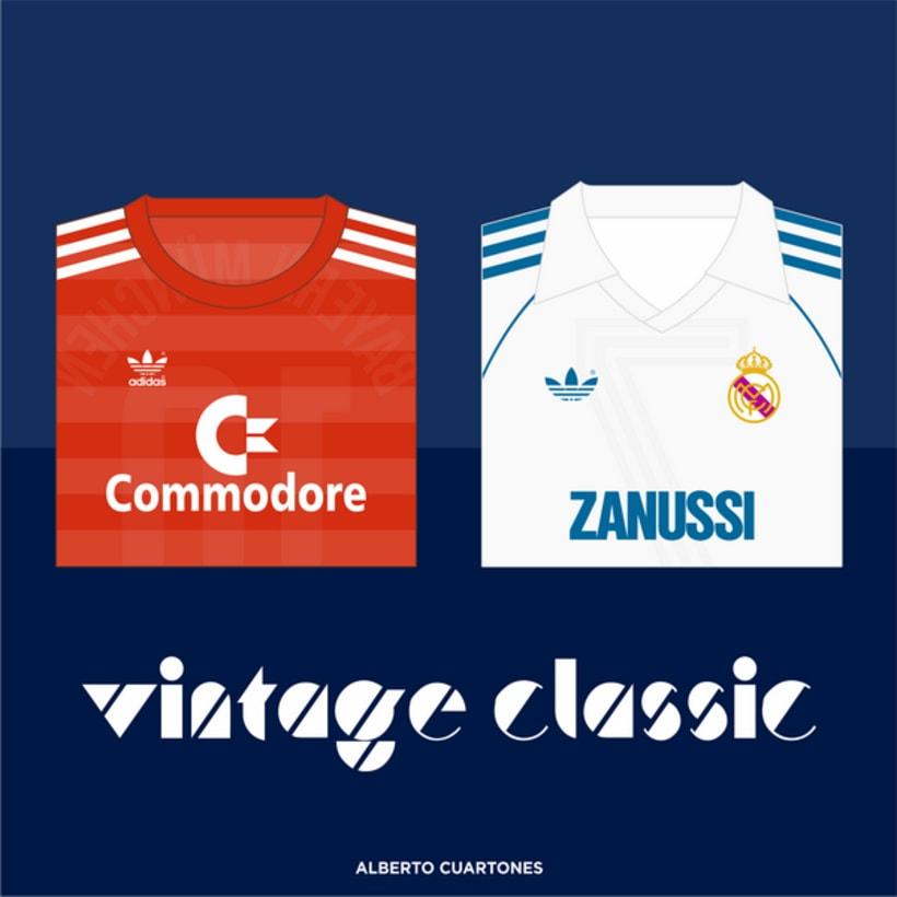 Vintage Matchdays 8